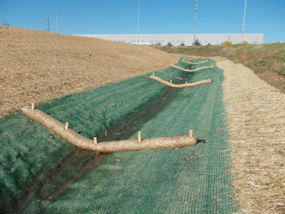 tips erosion september application mulch matting mats applegate bfm hydraulic control