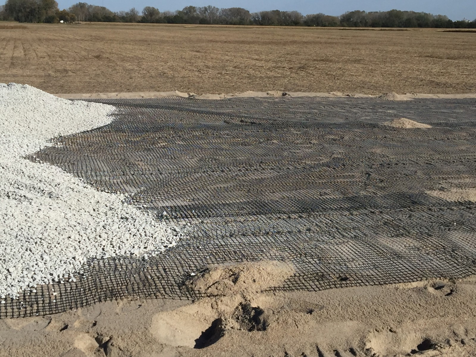 Geotextile & Geogrid - Miller Seed Company